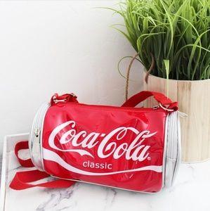 NEW - COCA COLA CAN CROSSBODY BAG